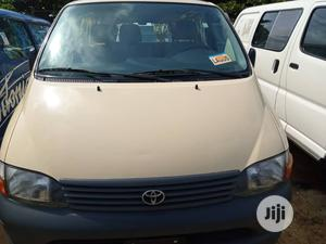 Toyota Hiace Bus 2002 Model | Buses & Microbuses for sale in Lagos State, Amuwo-Odofin