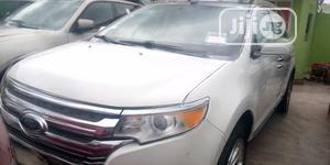 Ford Edge 2010 White | Cars for sale in Lagos State, Ifako-Ijaiye