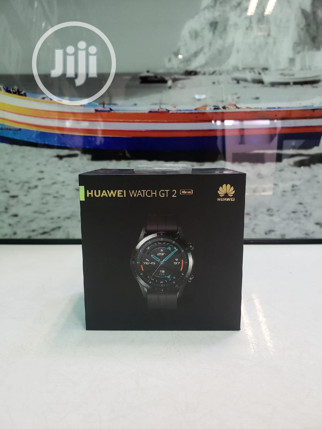 Archive: HUAWEI Watch GT 2 46mm Bluetooth Smartwatch.