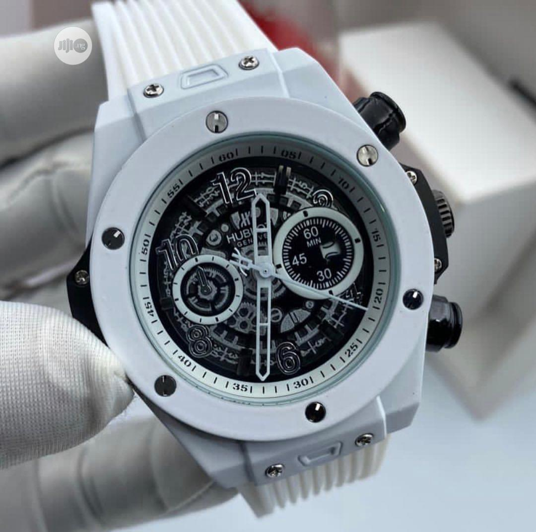 Archive: Hublot Wrist Watch