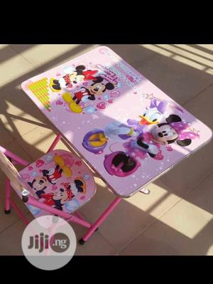 Study Children Chair And Table | Children's Furniture for sale in Lagos State, Isolo