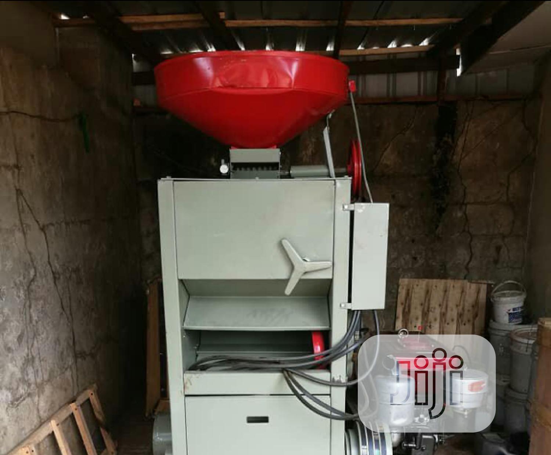 SB 10 Rice Milling Machine