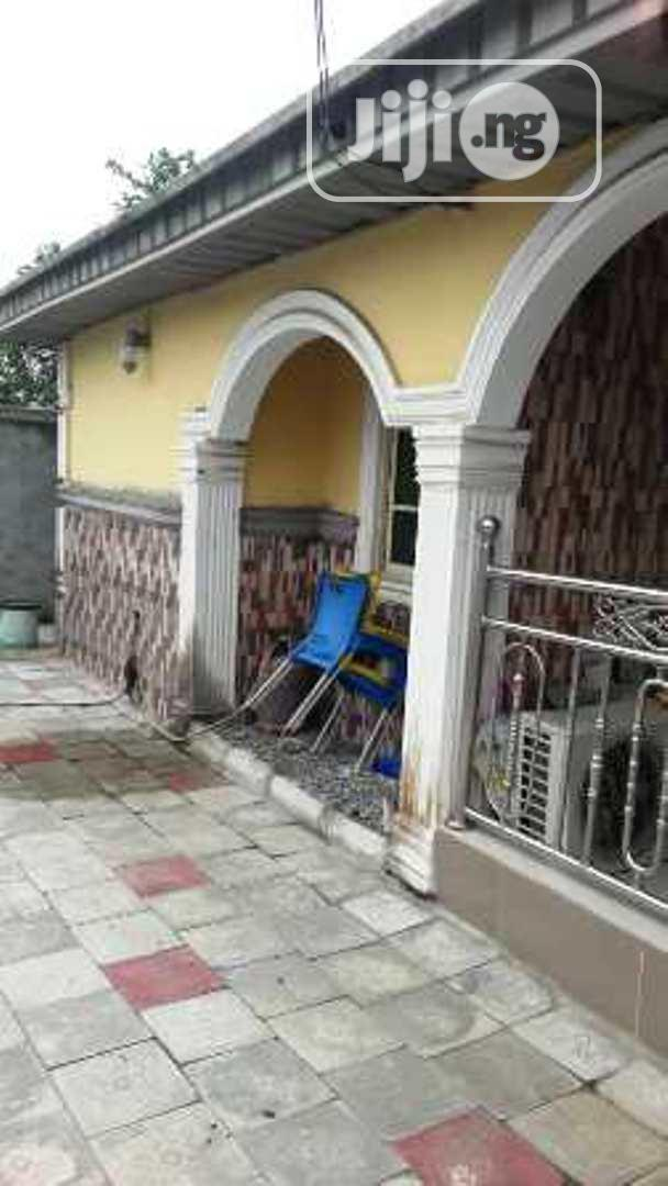 100% Completed 3bedroom Bungalow All Round POP 4 Urgent Sale