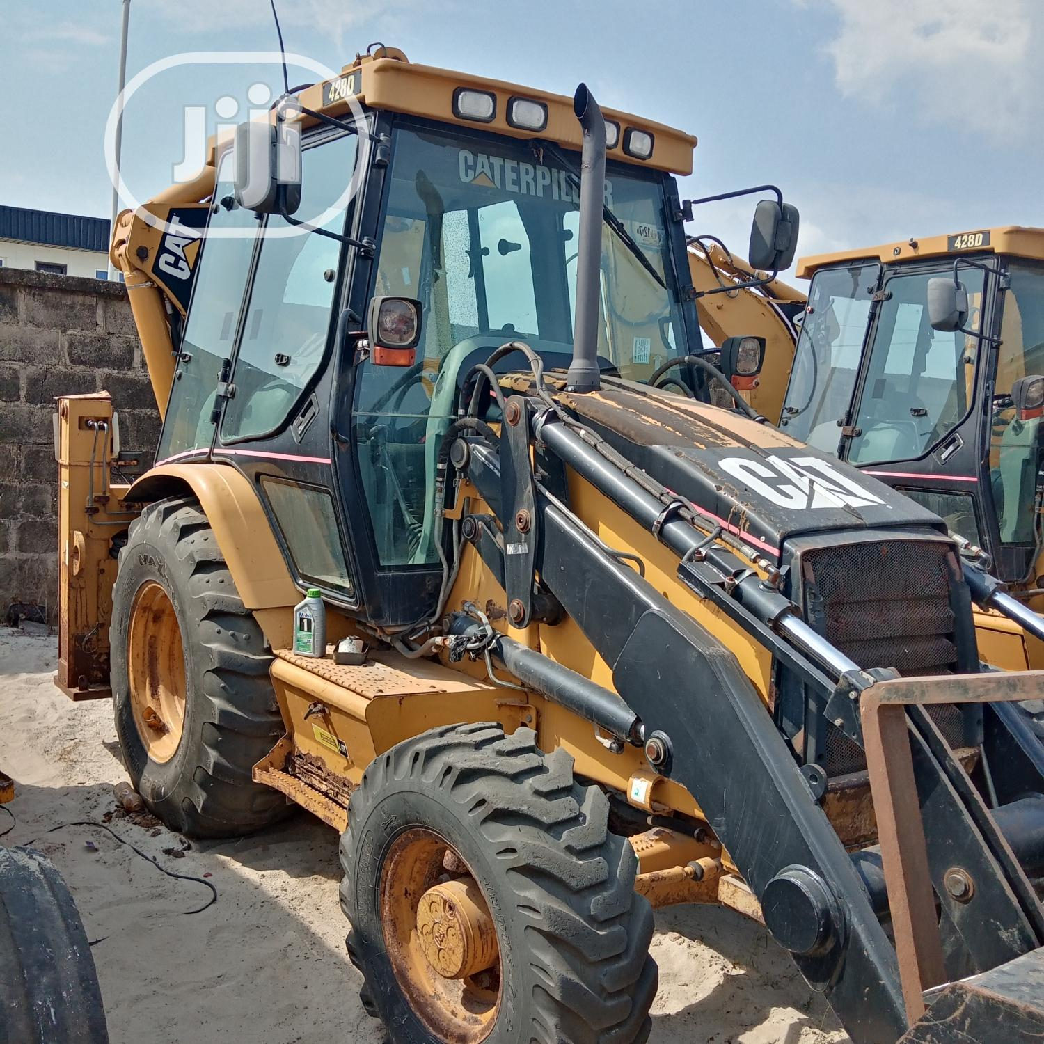 Caterpillar Backhoe 428D | Heavy Equipment for sale in Ibeju, Lagos State, Nigeria