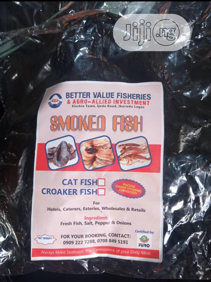 Better Value Smoked Catfish