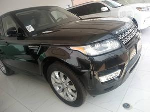 Land Rover Range Rover Sport 2016 HSE 4x4 (3.0L 6cyl 8A) Black | Cars for sale in Lagos State, Lekki