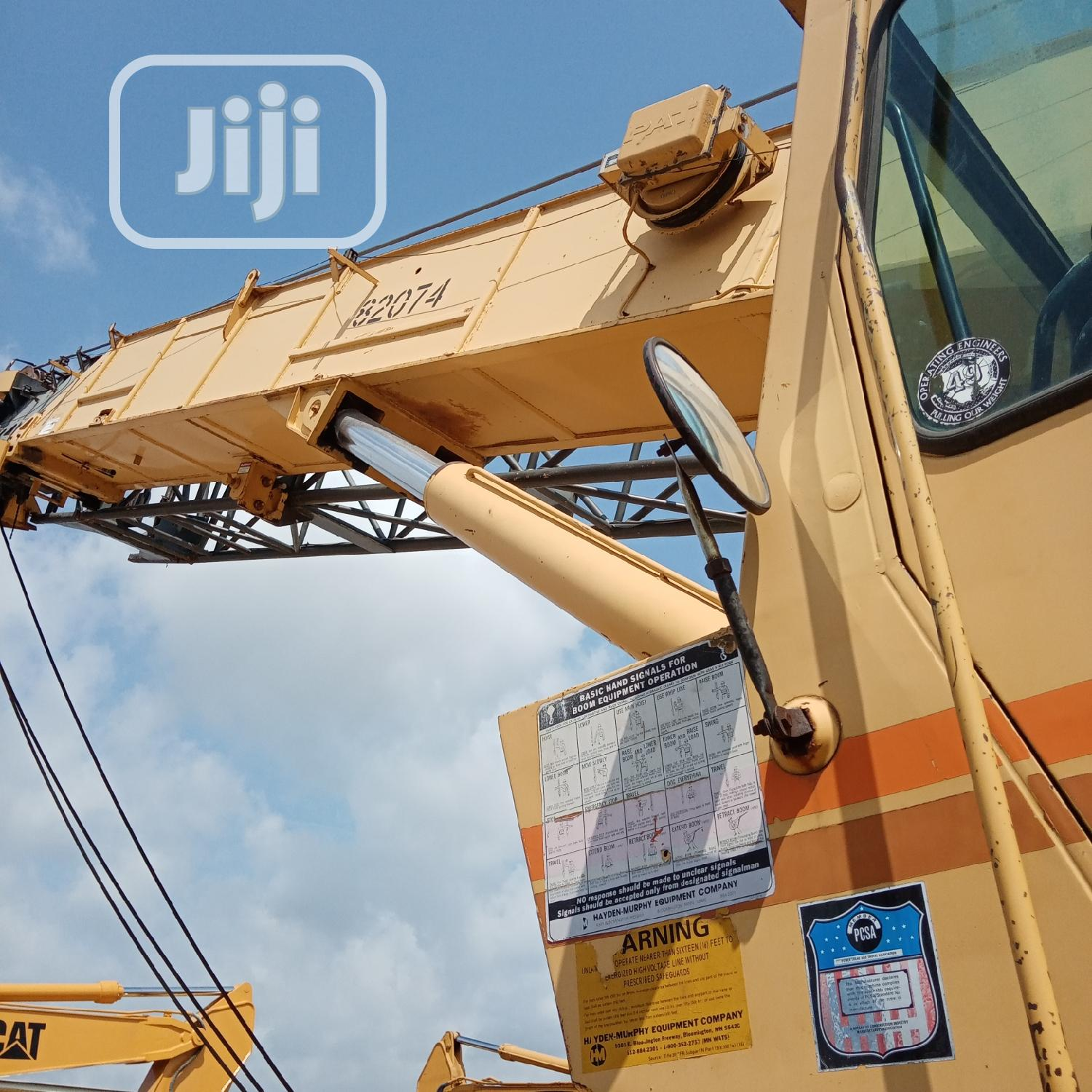 45tons Grove Crane 4x4 | Heavy Equipment for sale in Ibeju, Lagos State, Nigeria