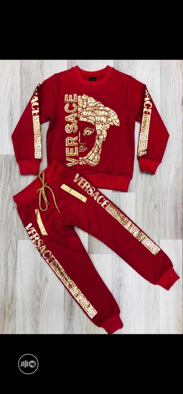 Children Designer Cloth -Versace
