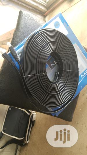 15inches Hdmi To Hdmi Cable   Accessories & Supplies for Electronics for sale in Lagos State, Ikeja