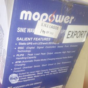 2.5kva 24volts Mopower Inverter   Solar Energy for sale in Lagos State, Ojo