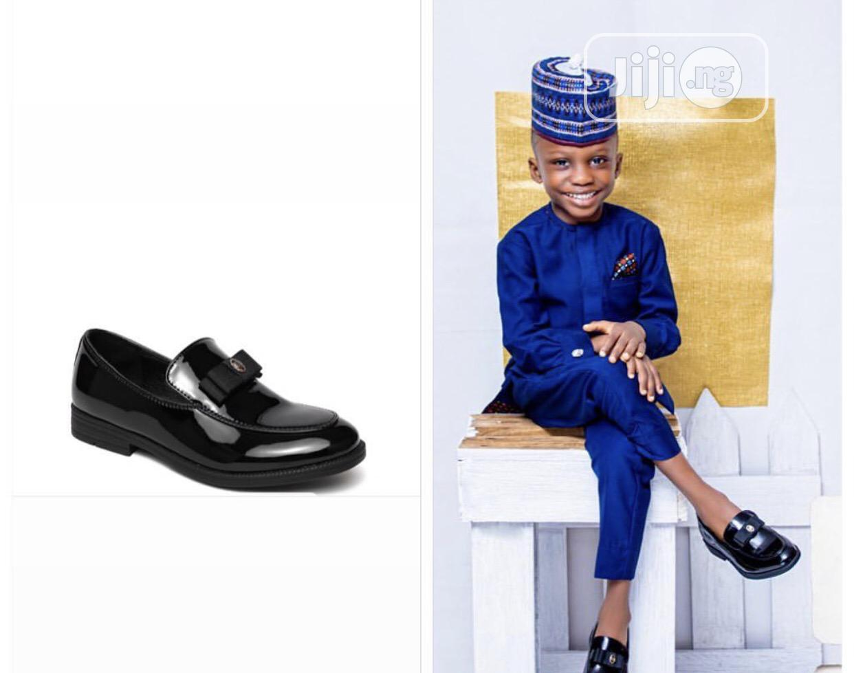 Corporate Shoes For Boys.