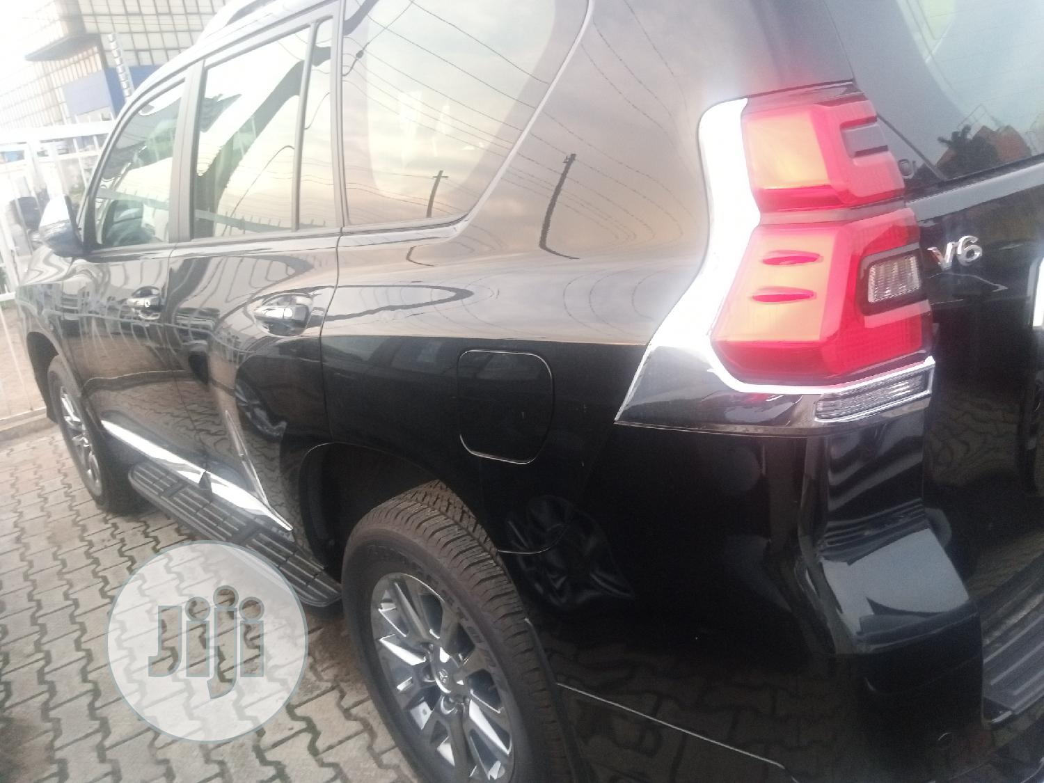 New Toyota Land Cruiser Prado 2020 Black | Cars for sale in Ikeja, Lagos State, Nigeria