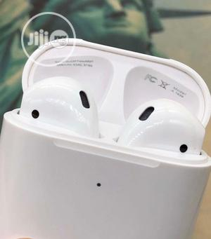 Airpods 2 With Wireless Charging Case   Headphones for sale in Abuja (FCT) State, Gwarinpa