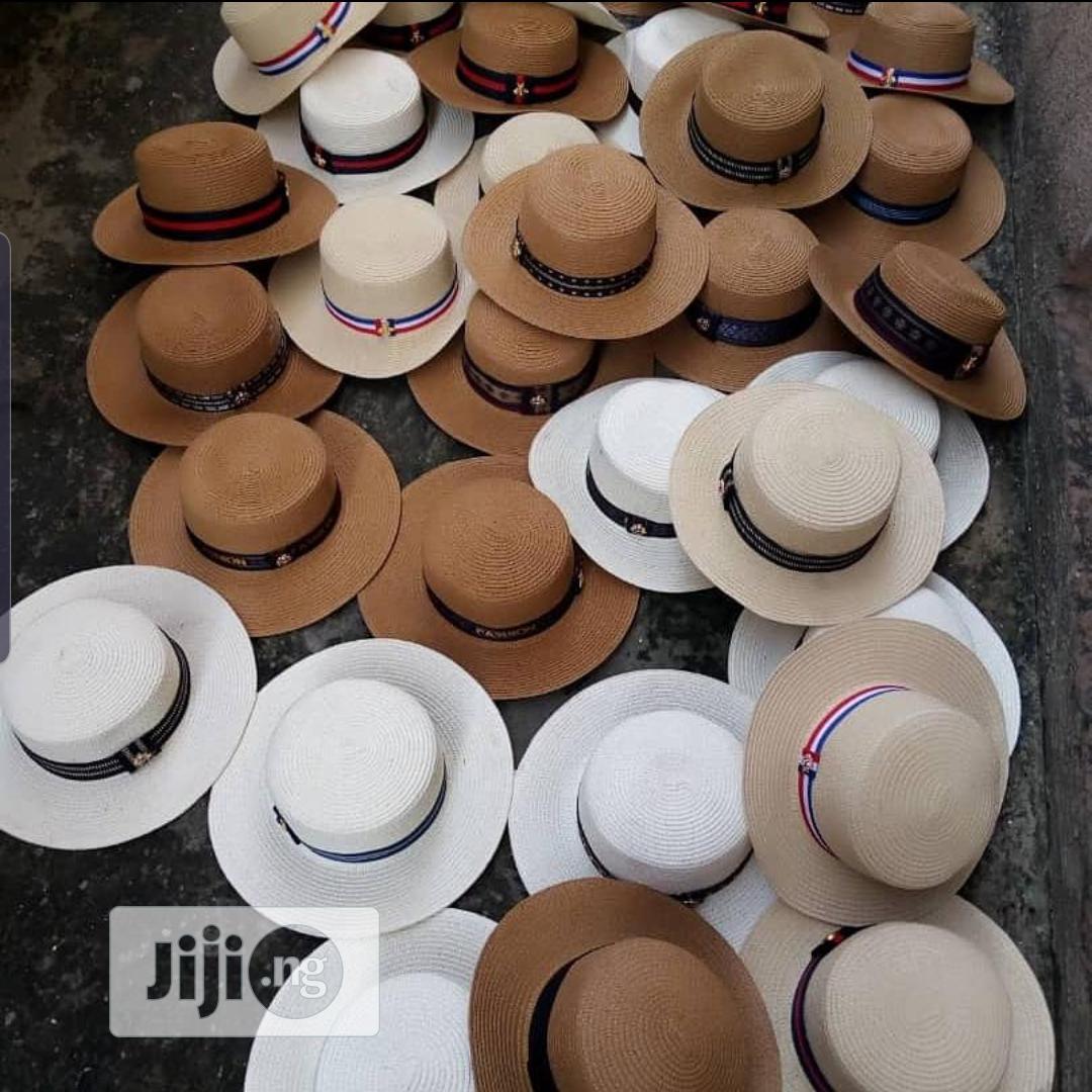 Straw Beach Hats