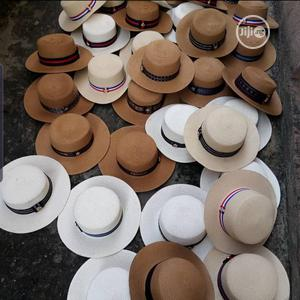 Straw Beach Hats   Clothing Accessories for sale in Lagos State, Lagos Island (Eko)