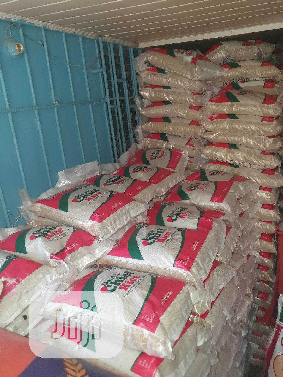 Archive: Double Chief Rice 5kg