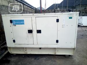 Fairly Used 30KVA JUBAILI BROS Soundproof Diesel Gen GRADE 1 | Electrical Equipment for sale in Rivers State, Port-Harcourt
