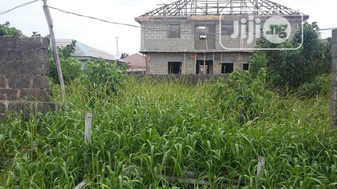 A Full Plit of Land at Jjafojo Estate Iyana Ipaja