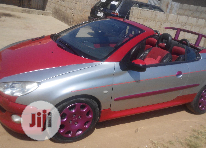 Peugeot 206 2003 Red In Gwagwalada Cars Uzodinma Erobi Jiji Ng