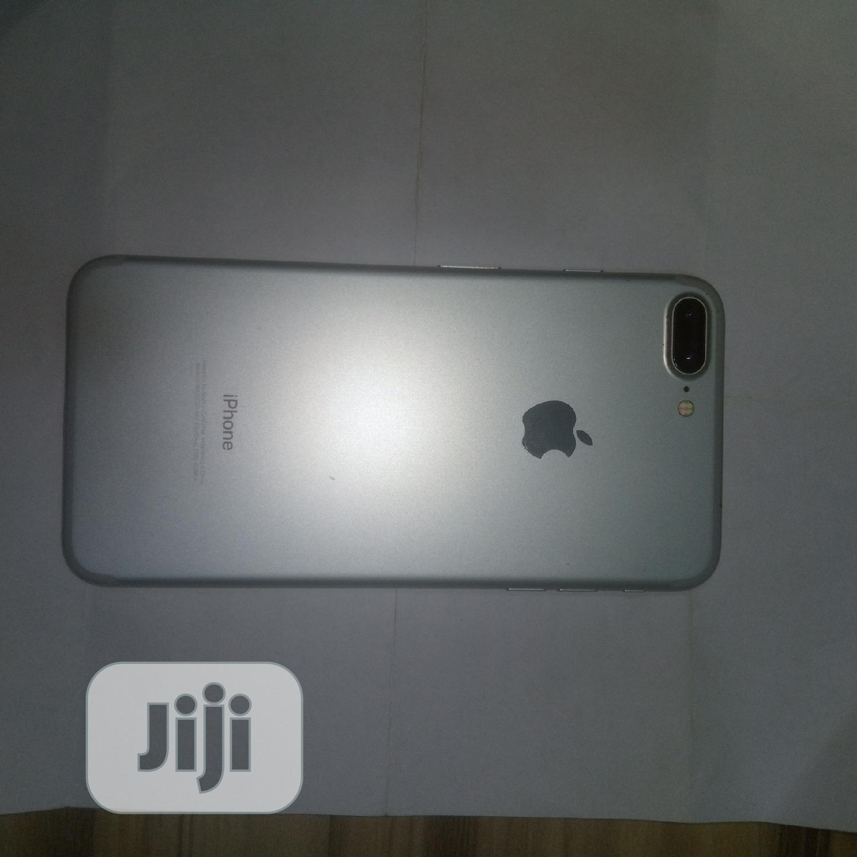 Apple iPhone 7 Plus 128 GB Silver | Mobile Phones for sale in Ikeja, Lagos State, Nigeria