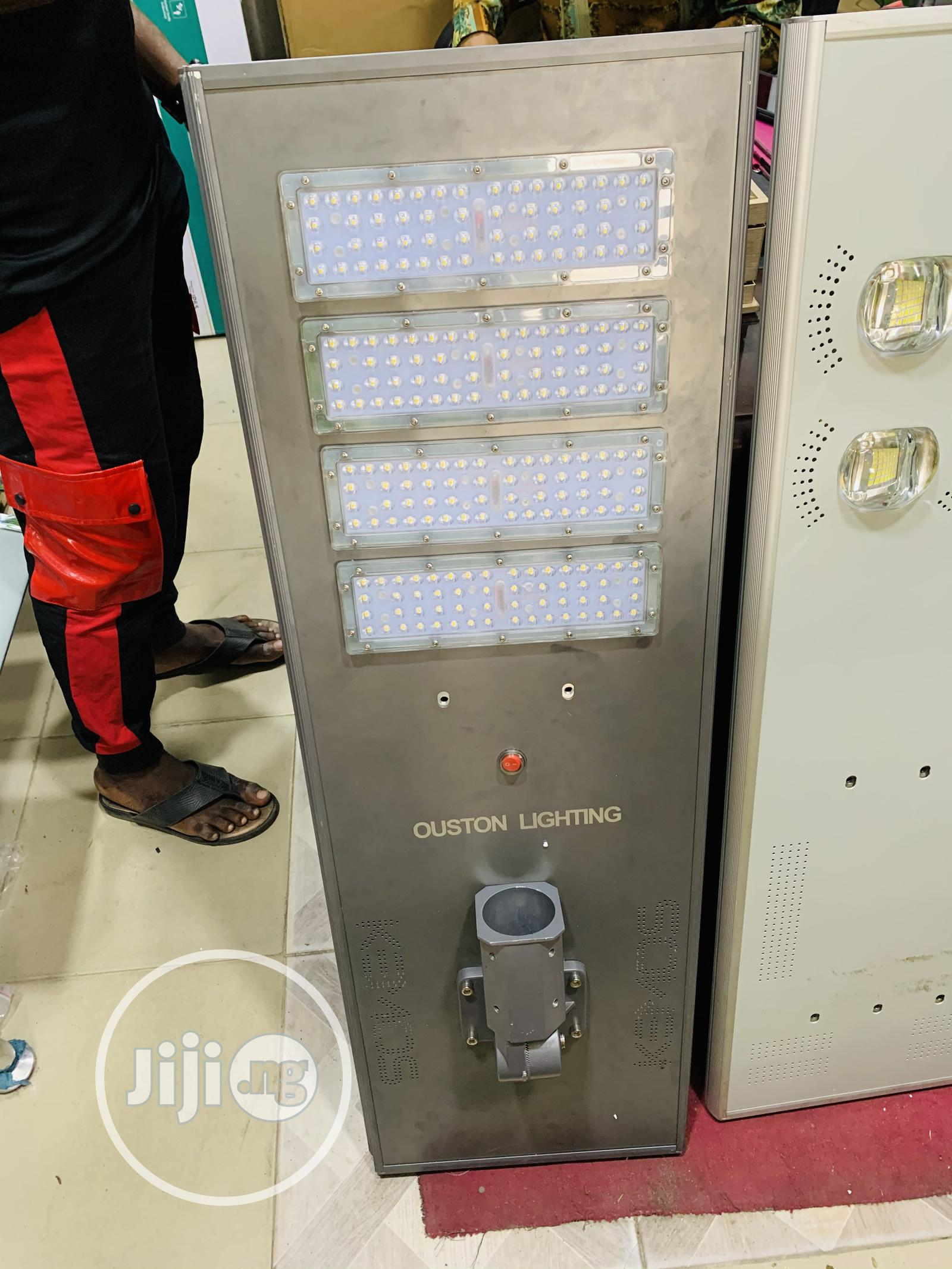 200watts Solar All in One Integrated Street Light