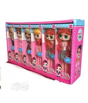 12 Pcs Lol Surprise Mini Doll | Toys for sale in Lagos State, Apapa