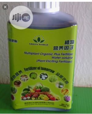 Greenworld Nutriplant Organic Fertilizer | Feeds, Supplements & Seeds for sale in Lagos State, Ikeja
