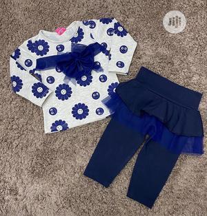 Baby Girl Flower Set | Children's Clothing for sale in Lagos State, Lekki