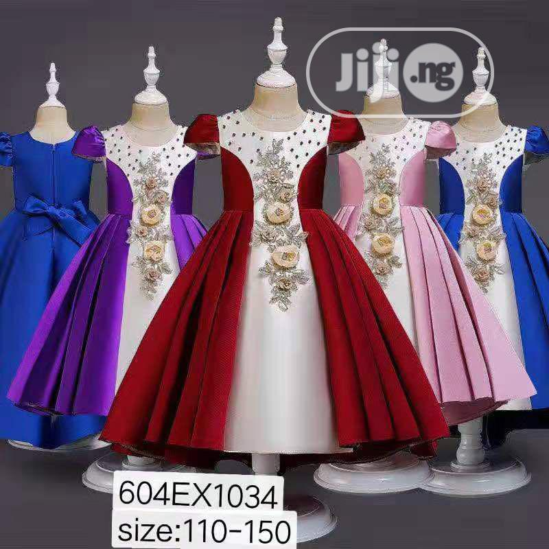 Ball Gown Available