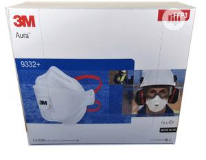 3M 9332+ Respiratory Masks | Medical Supplies & Equipment for sale in Lagos State, Isolo