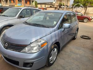 Nissan Versa 2008 1.8 S Hatch Blue   Cars for sale in Lagos State, Ikeja