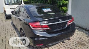 Honda Civic 2013 Black | Cars for sale in Lagos State, Ikeja