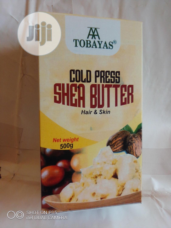 Archive: Unrefined Cold Press Shea Butter.