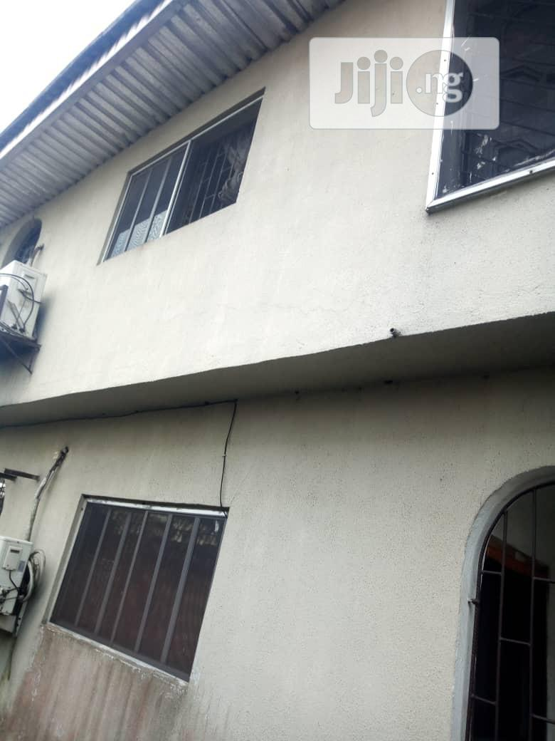 Upstairs Of 4 Flats And A Bungalow,Musheshe Estate For Sale   Houses & Apartments For Sale for sale in Uvwie, Delta State, Nigeria