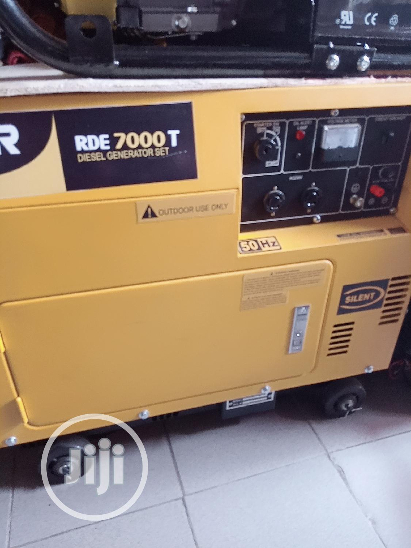 Archive: Kipor Disel Generator Rde7000t
