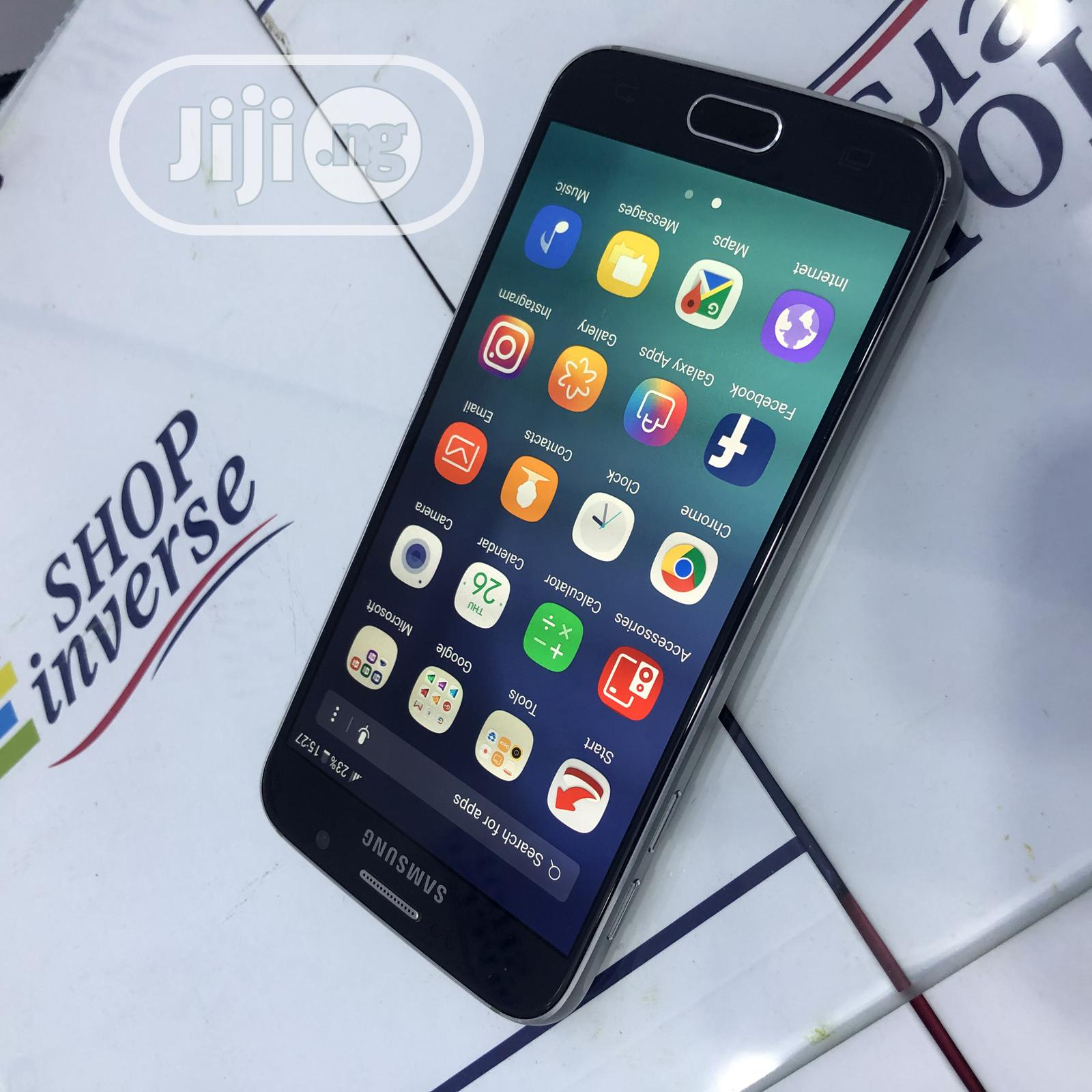 Samsung Galaxy S6 32 GB Black   Mobile Phones for sale in Maryland, Lagos State, Nigeria