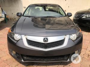 Acura TSX 2009 Gray   Cars for sale in Lagos State, Ikeja