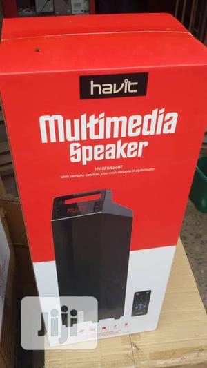 Havit Multimedia Bluetooth Speaker - HV-SF5626BT | Audio & Music Equipment for sale in Lagos State, Ikeja