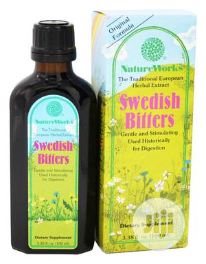 Natureworks Swedish Bitters (For Healthy Digestion) - 100 Ml   Vitamins & Supplements for sale in Lagos State, Ipaja