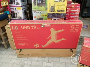55 Inches LG Smart TV | TV & DVD Equipment for sale in Lagos State, Ojo