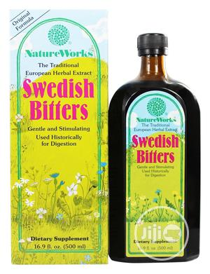 Natureworks Swedish Bitters (For Healthy Digestion) - 500 Ml   Vitamins & Supplements for sale in Lagos State, Ipaja