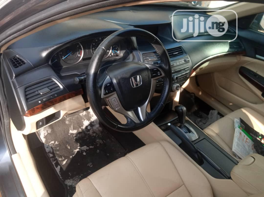 Honda Accord CrossTour 2010 EX-L AWD Gray | Cars for sale in Isolo, Lagos State, Nigeria