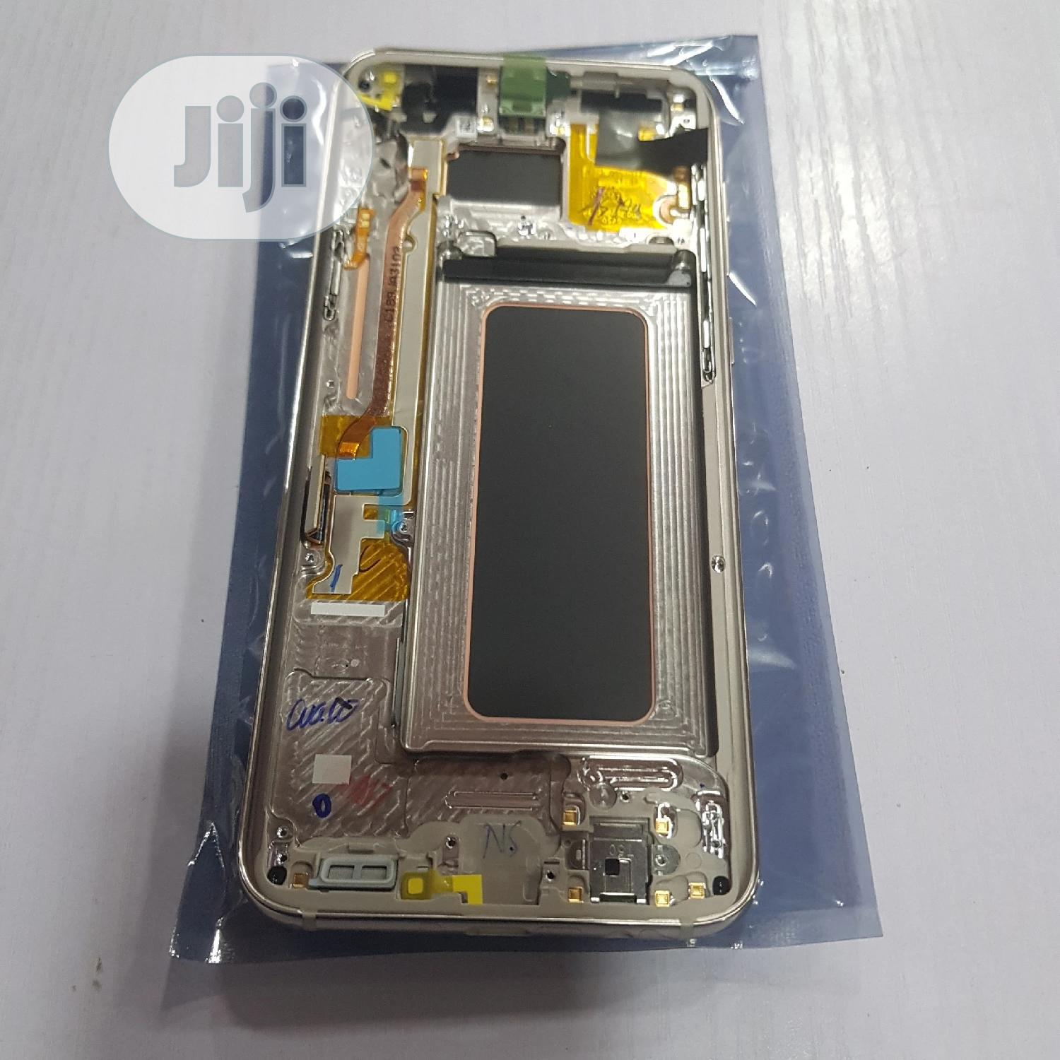 Samsung Galaxy S8+ LCD Digitizer | Accessories for Mobile Phones & Tablets for sale in Warri, Delta State, Nigeria