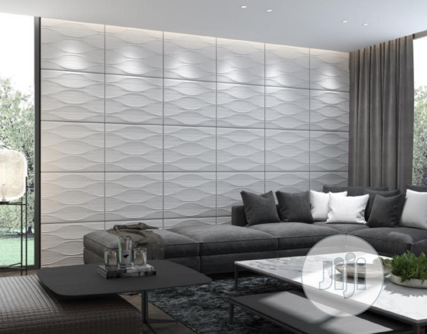 High Quality Green Essex 3D Wall Panels + Free Installation