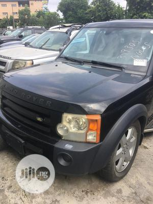 Land Rover LR3 2006 HSE Black | Cars for sale in Lagos State, Ikeja