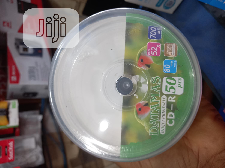 DATAMAS CD-R Printable By 50