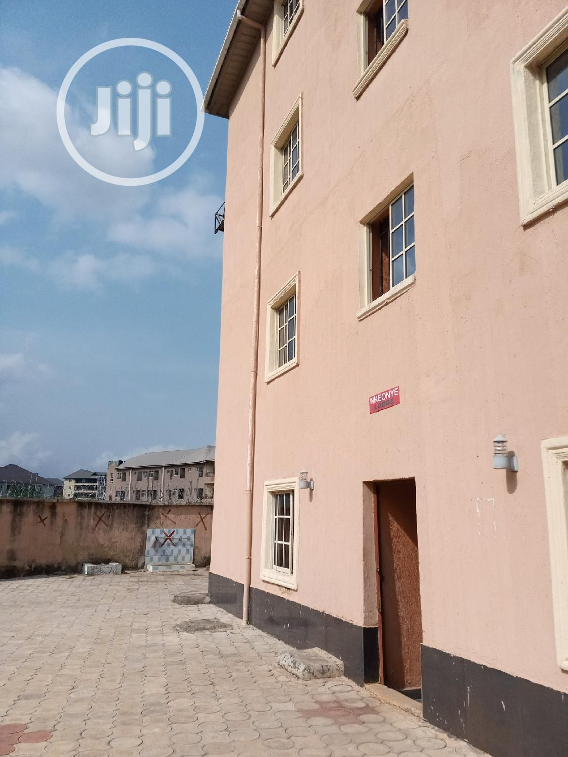 42 Rooms Self Contained Appartment In Unizik Awka For Sale