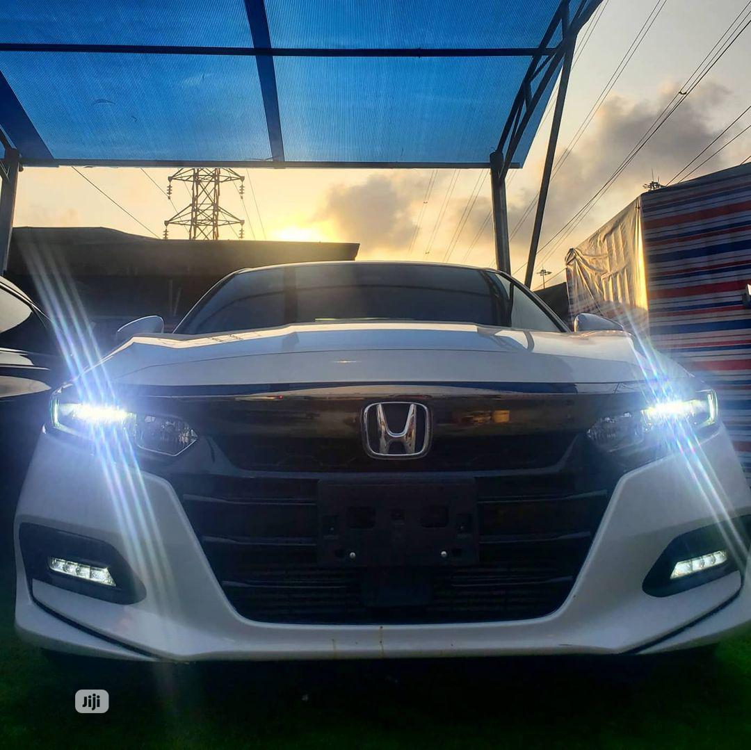 Honda Accord 2019 White