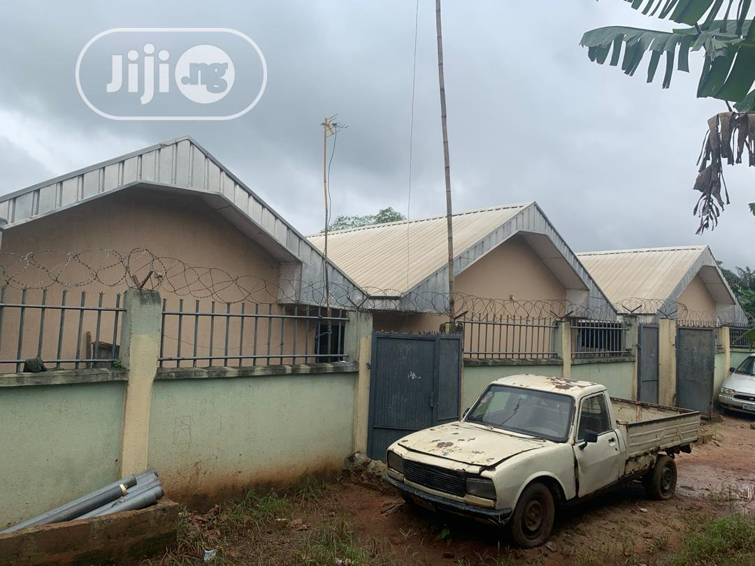 17 Rooms Self-Contained for Sale in Awka. | Houses & Apartments For Sale for sale in Awka, Anambra State, Nigeria