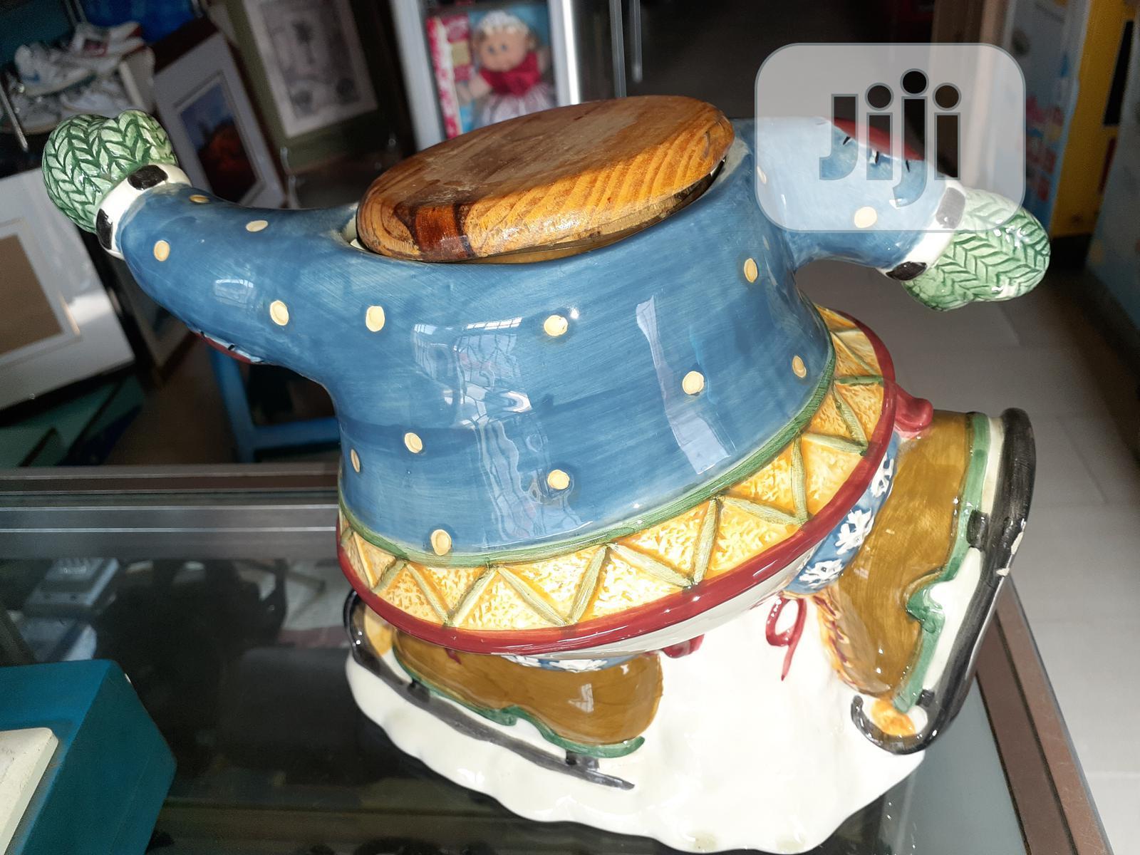 Art Flower Vase Jug